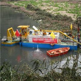 城市暗河挖泥疏浚设备现货 12寸城市挖泥船疏浚河道