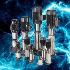 304不锈钢立式轻型多级泵增压离心泵防爆耐腐蚀清水泵冲压泵