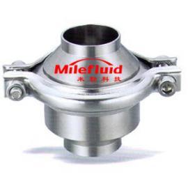 卫生级焊接止回阀,不锈钢焊接止回阀