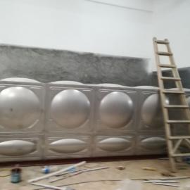 珠海不锈钢水箱【首选】深圳新美特水箱 交货快还质保三年