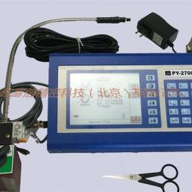 台湾工具机动平衡仪那家好 宏富信PY2700性能好 北京总代理