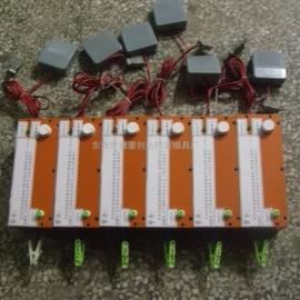 三代可调速扭编织地线扭线机 粗线多轴绕线机 变压器电动绕线机