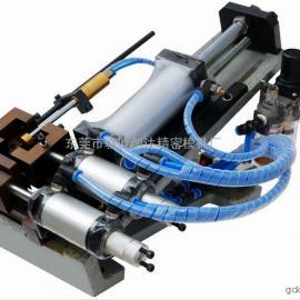 305-315气动剥皮机 全自动护套芯线剥皮扭线一体机