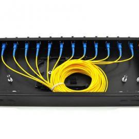 12口SC光纤终端盒光纤熔接盒光端盒光纤盒光缆终端盒 熔纤盒