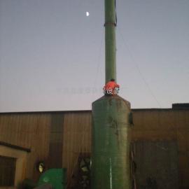 【专业生产】玻璃钢酸雾净化塔 水喷淋塔