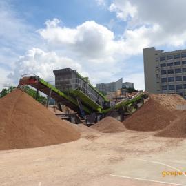合适的建筑垃圾移动破碎站能够让处理效果更好