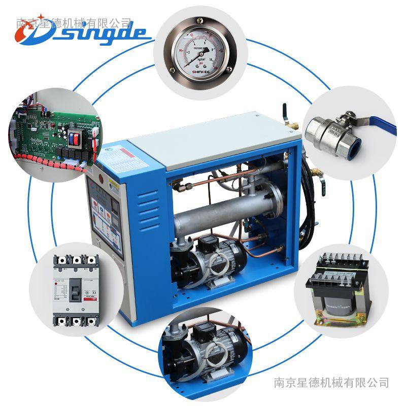 挤出模温机----南京星德机械有限公司