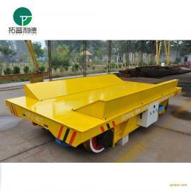 河南郑州厂家定制 5T 交钥匙工程电缆卷筒轨道平车