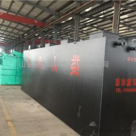 山东小区生活污水处理设备价格 地埋式废水处理设备厂家