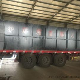 RBA2018一体化速冻水饺食品污水处理设备 海鲜冷藏冷冻污水处理