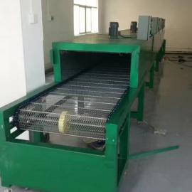 隧道炉烘干线 东莞烤炉 高温皮带喷油拉 喷油线厂家