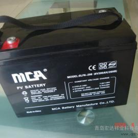 原厂MCA/锐牌蓄电池FC12-65 12V65AH厂家/报价