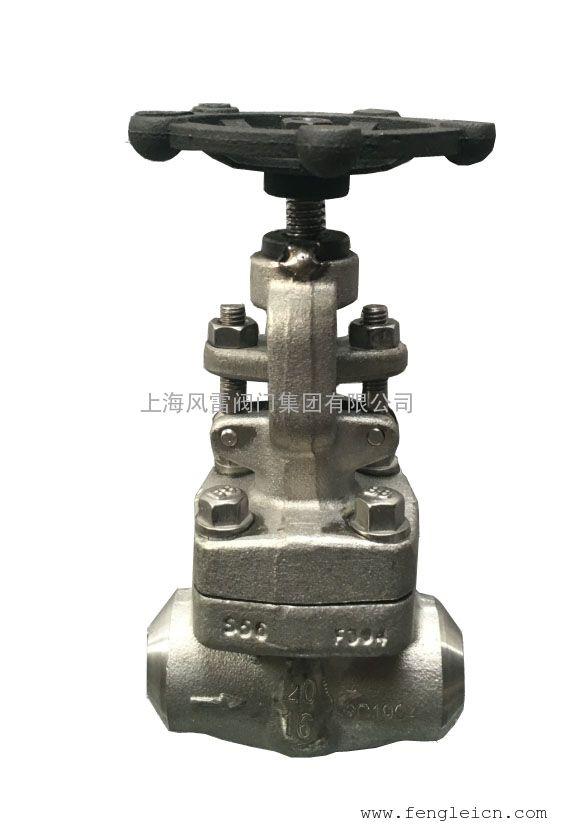 上海风雷Z61Y -64对焊闸阀高温高压电站阀