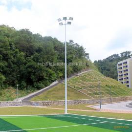 云浮市标准7人制足球场尺寸 体育足球场灯光耗电情况 球场LED灯