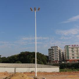 中山市足球场专用灯图片 室外足球场灯杆设计 足球场灯具价格