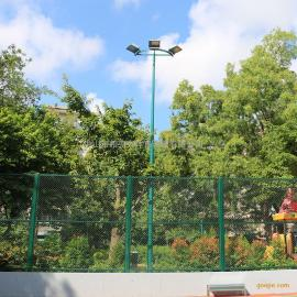 东莞11人制足球场灯杆高度 机场高杆灯生产厂家 足球场灯杆价格