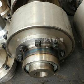YWZ制动器φ500联轴器 电机传动联轴器 卷扬机启闭机配套联轴器