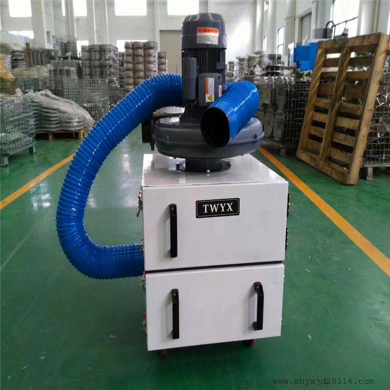 低噪音粉尘工业吸尘器