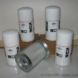 ABAC螺杆空压机保养空气滤芯机油滤芯油气分离器滤芯