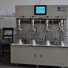 多联玻璃发酵罐