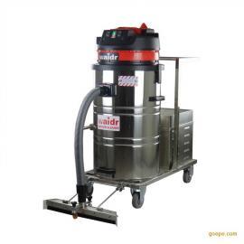 重庆电瓶式工业吸尘器车间仓库清洁专用无线式大功率电瓶吸尘器