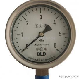 YTHN-100不锈钢耐震压力表