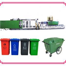 专业生产环卫垃圾桶生产机械