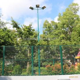 南昌足球场灯杆安装间距 足球场灯光与球场距离 球场灯具的效率