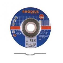 德国RHODIUS磨片