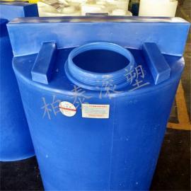 环保型投药搅拌桶 平底溶药加药桶(规格图)