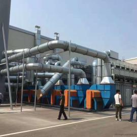催化然烧废气处理设备