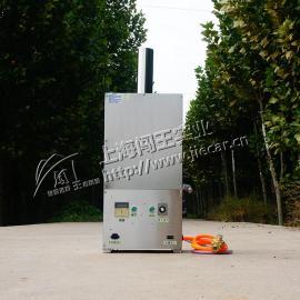 闯王CWR09D黑龙江省豪华封闭三轮移动高压蒸汽洗车多少钱