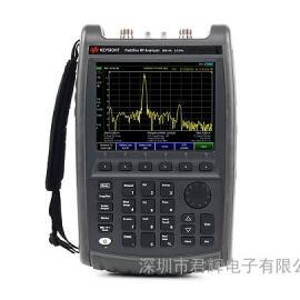 深圳代理商N9914A FieldFox 手持式射频分析仪