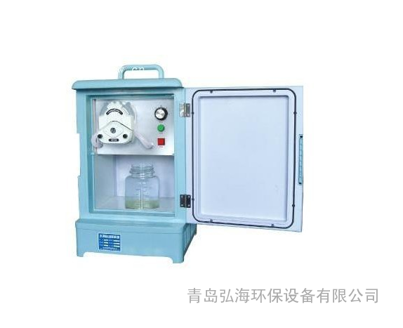 HH-8000F型便携式水质自动采样器