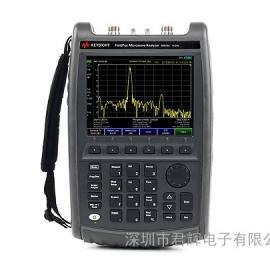 深圳代理商N9916A FieldFox 手持式微波分析仪