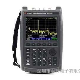 深圳代理商N9917A FieldFox手持式微波分析仪