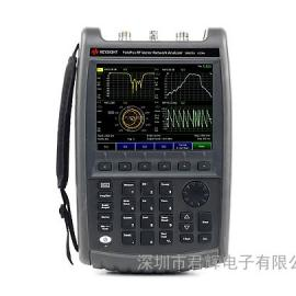 深圳代理商N9923A FieldFox手持式射频矢量网络分析仪