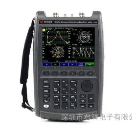 深圳代理商N9926A FieldFox手持式微波矢量网络分析仪