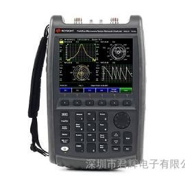 深圳代理商N9927A FieldFox手持式微波矢量网络分析仪