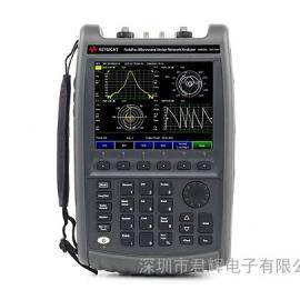 深圳代理商N9928A FieldFox手持式微波矢量网络分析仪