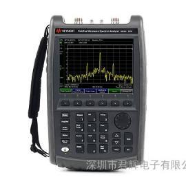 深圳代理商N9935A FieldFox手持式微波频谱分析仪