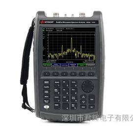 深圳供应商N9936A FieldFox手持式微波频谱分析仪