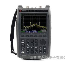 深圳代理商N9937A FieldFox手持式微波频谱分析仪