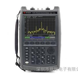 深圳代理商N9938A FieldFox手持式微波频谱分析仪