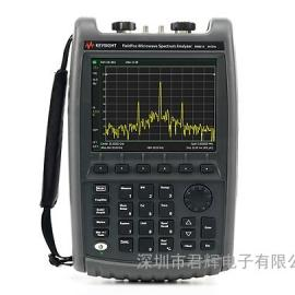 深圳代理商N9961A FieldFox手持式微波频谱分析仪