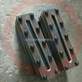 碳钢方形视镜 碳钢长条视镜 碳钢法兰视镜 Q235方形视镜