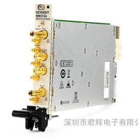 安捷伦M9374A PXIe矢量网络分析仪