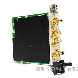 深圳代理商M9375A PXIe 矢量网络分析仪