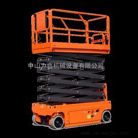 自行剪叉式液压升降机&廊坊高空作业平台&移动式高空作业设备