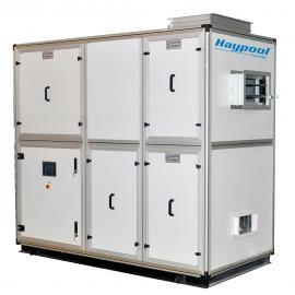 别墅泳池专用热泵|泳池热泵专家-帝普|空气能泳池除湿热泵机组